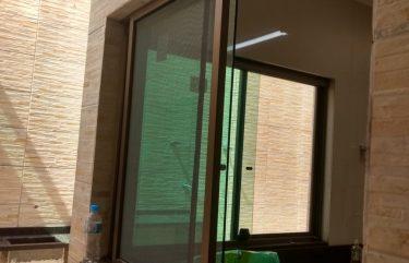Vitro vidro verde e alumínio bronze